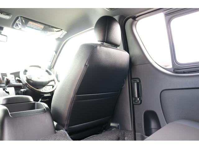 スーパーGL ダークプライムII 6型 DT 4WD ブラック MB塗装 ウィンカーミラー バンパーガード オーバーフェンダー 17AW 1.15インチローダウン LEDテール 床張施工 SDナビ フリップダウンモニター ETC(51枚目)