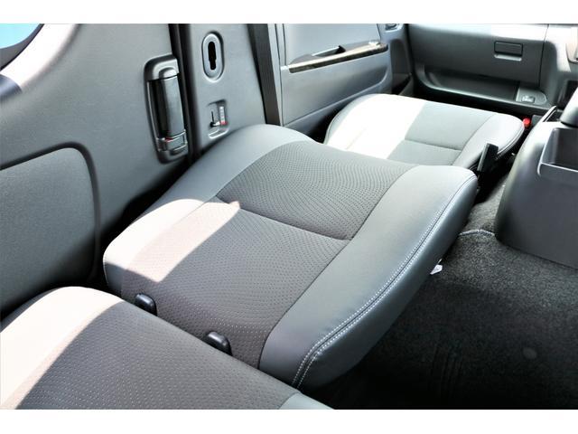 スーパーGL ダークプライムII 6型 DT 4WD ブラック MB塗装 ウィンカーミラー バンパーガード オーバーフェンダー 17AW 1.15インチローダウン LEDテール 床張施工 SDナビ フリップダウンモニター ETC(52枚目)