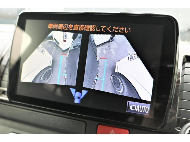 スーパーGL ダークプライムII 6型 DT 4WD ブラック MB塗装 ウィンカーミラー バンパーガード オーバーフェンダー 17AW 1.15インチローダウン LEDテール 床張施工 SDナビ フリップダウンモニター ETC(56枚目)