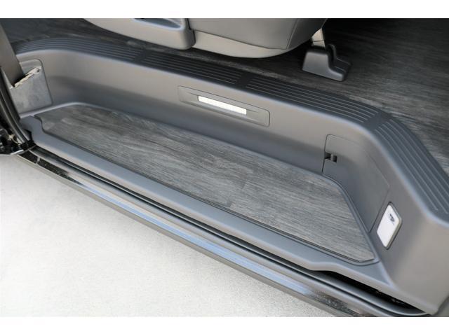 スーパーGL ダークプライムII 6型 DT 4WD ブラック MB塗装 ウィンカーミラー バンパーガード オーバーフェンダー 17AW 1.15インチローダウン LEDテール 床張施工 SDナビ フリップダウンモニター ETC(67枚目)