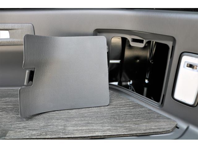 スーパーGL ダークプライムII 6型 DT 4WD ブラック MB塗装 ウィンカーミラー バンパーガード オーバーフェンダー 17AW 1.15インチローダウン LEDテール 床張施工 SDナビ フリップダウンモニター ETC(72枚目)