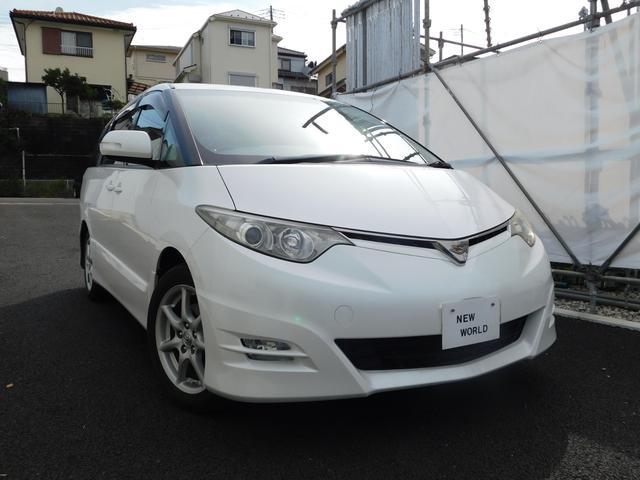 「トヨタ」「エスティマ」「ミニバン・ワンボックス」「神奈川県」の中古車3