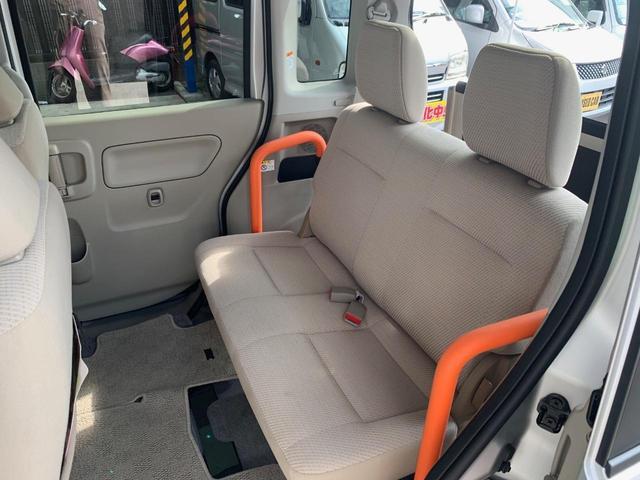 車いす移動車G リアシート付き アイドリングストップ 保証書(18枚目)