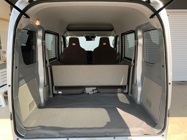 PAリミテッド 届出済未使用車 デュアルカメラブレーキ 後退時ブレーキサポート ハイルーフ 4速オートマチック 新車保証付き 車検令和4年7月まで(10枚目)