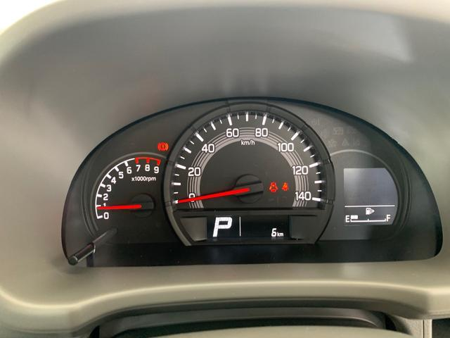 PAリミテッド 届出済未使用車 デュアルカメラブレーキ 後退時ブレーキサポート ハイルーフ 4速オートマチック 新車保証付き 車検令和4年7月まで(18枚目)