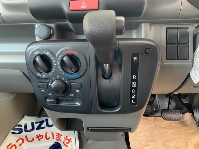 PAリミテッド 届出済未使用車 デュアルカメラブレーキ 後退時ブレーキサポート ハイルーフ 4速オートマチック 新車保証付き 車検令和4年7月まで(19枚目)