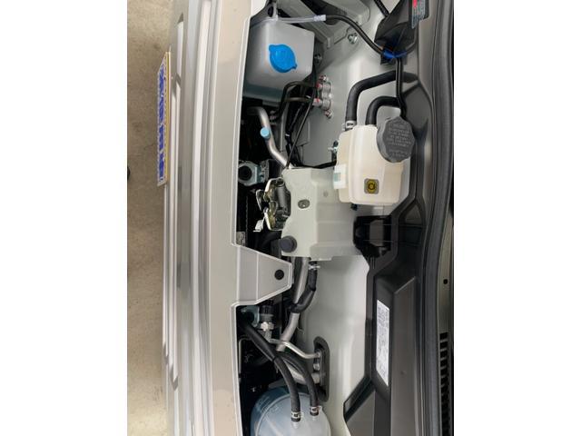 PAリミテッド 届出済未使用車 デュアルカメラブレーキ 後退時ブレーキサポート ハイルーフ 4速オートマチック 新車保証付き 車検令和4年7月まで(27枚目)