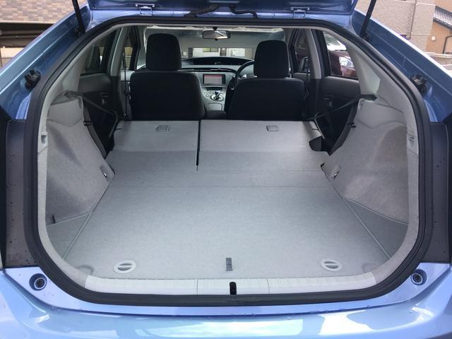 トヨタ プリウス S LEDエディション メモリーナビ バックカメラ