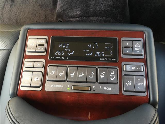 レクサス LS 600hL バージョンUZ メーカーナビ マークレビンソン