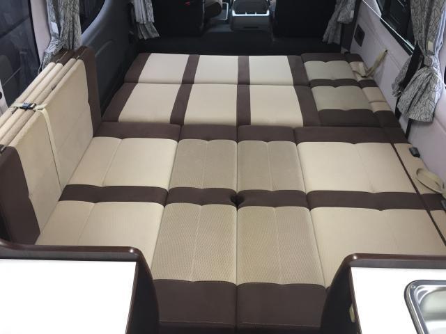 グレイシャ ワイド スーパーロングH/R 4WD ディーゼル(8枚目)