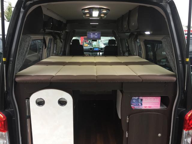 グレイシャ ワイド スーパーロングH/R 4WD ディーゼル(12枚目)