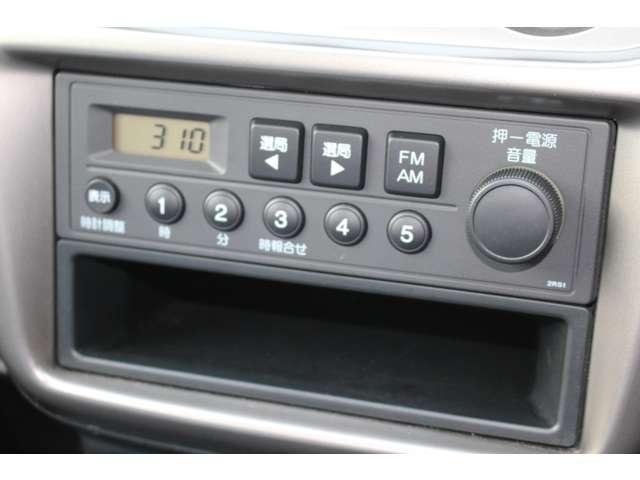 ホンダ アクティバン SDX AM/FM キーレス