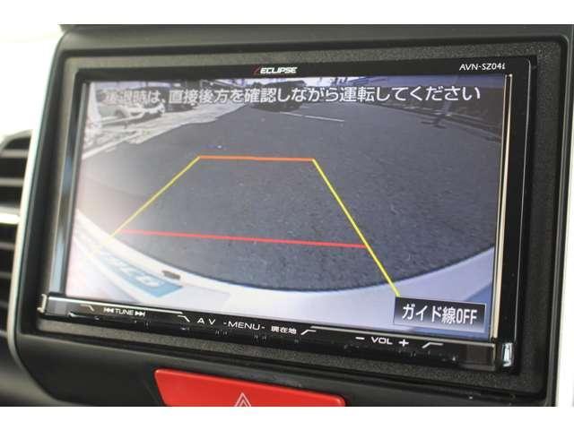 G・ターボAパッケージ イクリプスナビ ETC リアカメラ(7枚目)