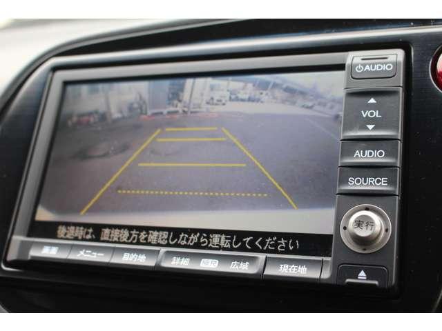 XL インターナビセレクト 純正HDDナビ リアカメラ(7枚目)