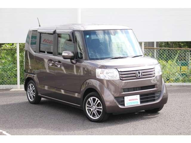 「ホンダ」「N-BOX」「コンパクトカー」「神奈川県」の中古車4