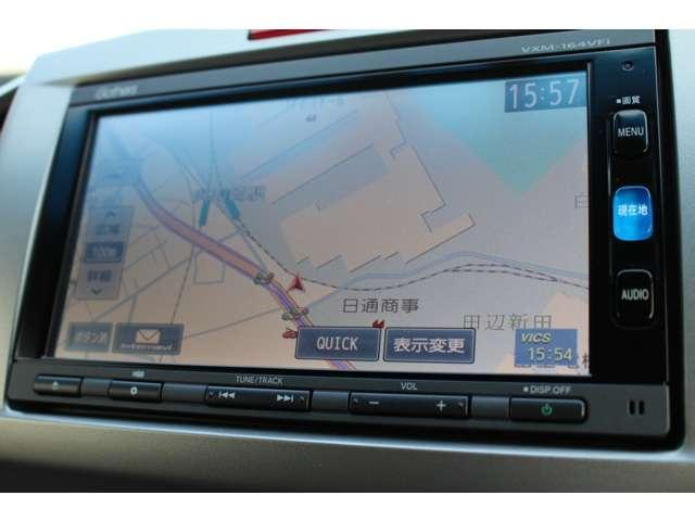 Honda純正メモリーナビゲーション搭載です。VXM-164VFi