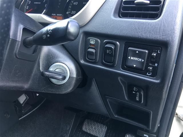 ダイハツ テリオスキッド カスタムL 4WD SDナビ フルセグ DVD再生 CD