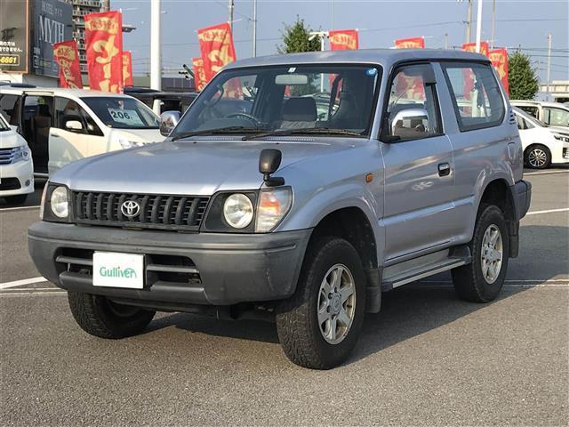 「トヨタ」「ランドクルーザープラド」「SUV・クロカン」「徳島県」の中古車20
