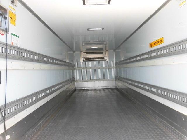 4tクラス 標準ベッドレス PG付 5900 冷蔵冷凍車(14枚目)