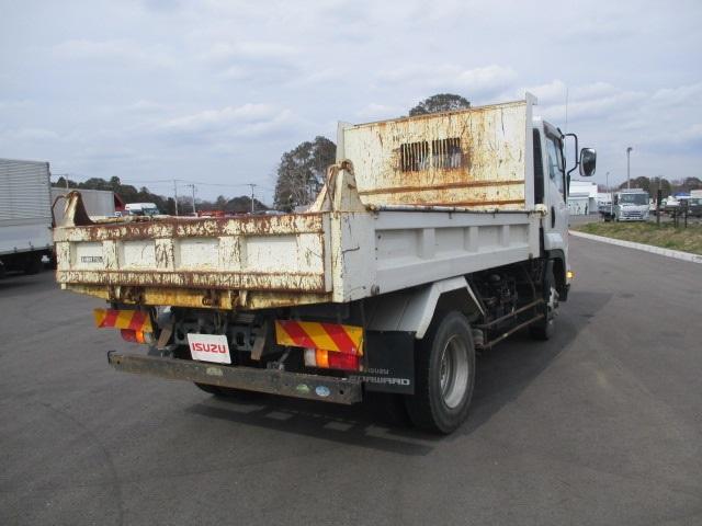 極東強化ダンプ・積載3.750kg・電動コボレーン(2枚目)