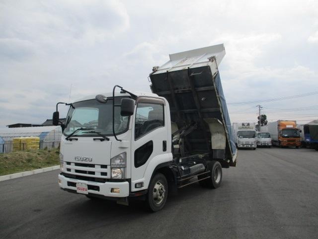 極東強化ダンプ・積載3.750kg・電動コボレーン(19枚目)