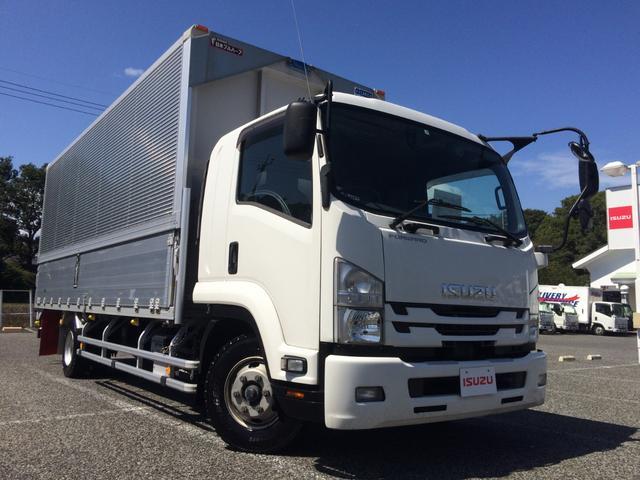 ウイング 積載3.100kg・日本フルハーフ製・ラッシング2段・運転支援システム・ETC・バックカメラ・距離313.000km・6MT(3枚目)