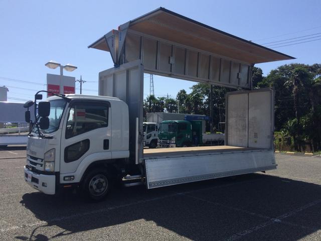 ウイング 積載3.100kg・日本フルハーフ製・ラッシング2段・運転支援システム・ETC・バックカメラ・距離313.000km・6MT(11枚目)