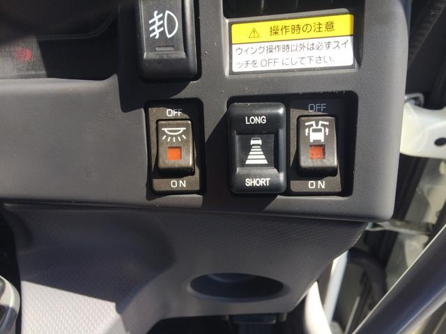 ウイング 積載3.100kg・日本フルハーフ製・ラッシング2段・運転支援システム・ETC・バックカメラ・距離313.000km・6MT(23枚目)