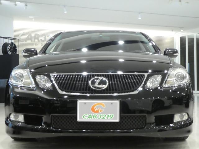 GS430 黒革 車高調 ワーク19インチ マークレビンソン(2枚目)