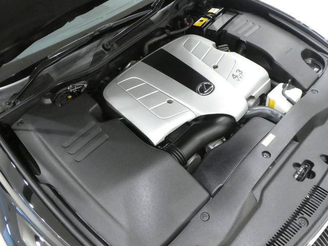 GS430 黒革 車高調 ワーク19インチ マークレビンソン(19枚目)