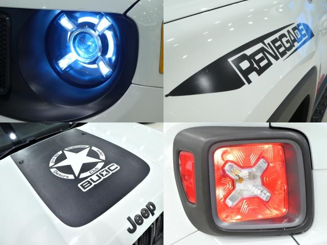 お洒落な新品LEDヘッドライト♪フェンダーデカール♪