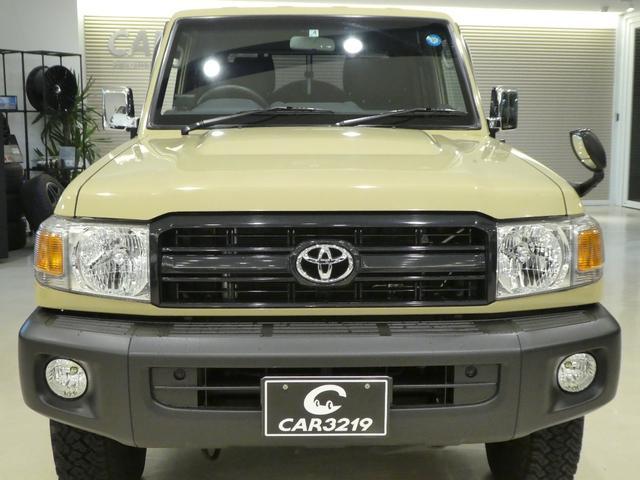 「トヨタ」「ランドクルーザー70」「SUV・クロカン」「埼玉県」の中古車4