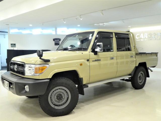 「トヨタ」「ランドクルーザー70」「SUV・クロカン」「埼玉県」の中古車6