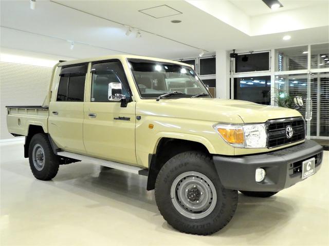 「トヨタ」「ランドクルーザー70」「SUV・クロカン」「埼玉県」の中古車8