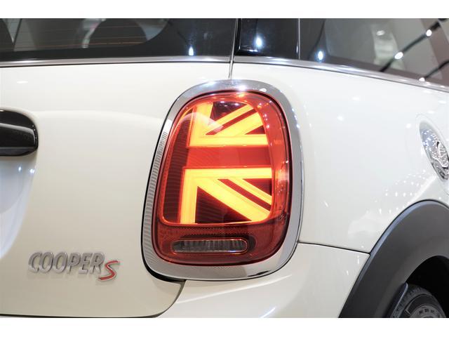 クーパーS 6速マニュアル インタークーラーターボ ワンオーナー レーダークルコン 衝突軽減ブレーキ ワンオフマフラー 純正マフラー有 スマートキー プッシュスタート 純正17AW 純正ナビ Bluetooth(11枚目)