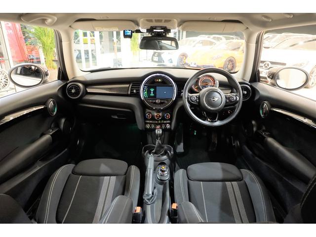 クーパーS 6速マニュアル インタークーラーターボ ワンオーナー レーダークルコン 衝突軽減ブレーキ ワンオフマフラー 純正マフラー有 スマートキー プッシュスタート 純正17AW 純正ナビ Bluetooth(17枚目)