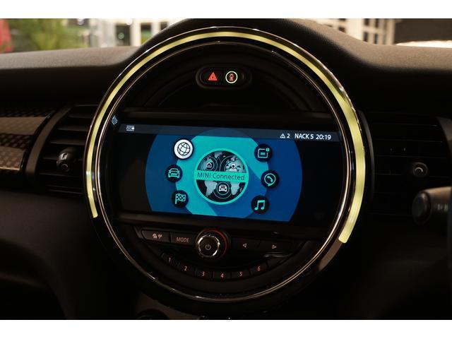 クーパーS 6速マニュアル インタークーラーターボ ワンオーナー レーダークルコン 衝突軽減ブレーキ ワンオフマフラー 純正マフラー有 スマートキー プッシュスタート 純正17AW 純正ナビ Bluetooth(19枚目)