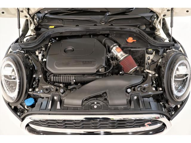 クーパーS 6速マニュアル インタークーラーターボ ワンオーナー レーダークルコン 衝突軽減ブレーキ ワンオフマフラー 純正マフラー有 スマートキー プッシュスタート 純正17AW 純正ナビ Bluetooth(24枚目)