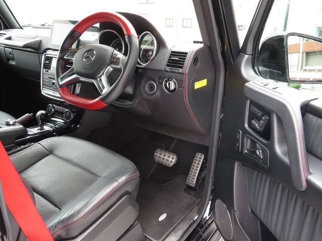 G350d デジーノマヌファクトゥーアエディション1オーナー(15枚目)