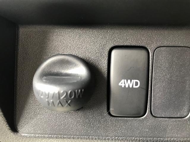 ダイハツ ハイゼットトラック スタンダード4WD