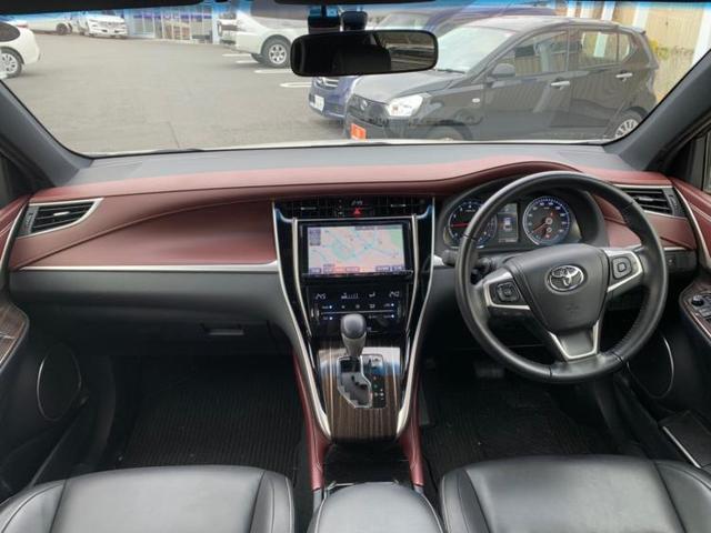 「トヨタ」「ハリアー」「SUV・クロカン」「新潟県」の中古車4