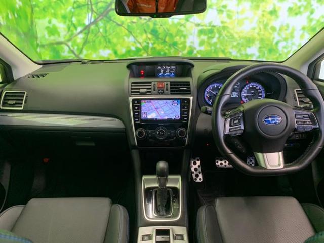1.6GT-Sアイサイト 純正 メモリーナビ/シート フルレザー/車線逸脱防止支援システム/ヘッドランプ LED/ETC/EBD付ABS/横滑り防止装置/アイドリングストップ/TV/エアバッグ 運転席/エアバッグ 助手席(4枚目)