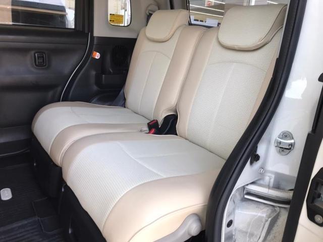 GメイクアップSA2 両側電動スライドドア/車線逸脱防止支援システム/パーキングアシスト バックガイド/ヘッドランプ LED/ETC/EBD付ABS/横滑り防止装置/アイドリングストップ/エアバッグ 運転席 ワンオーナー(7枚目)