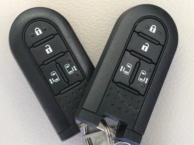 GメイクアップSA2 両側電動スライドドア/車線逸脱防止支援システム/パーキングアシスト バックガイド/ヘッドランプ LED/ETC/EBD付ABS/横滑り防止装置/アイドリングストップ/エアバッグ 運転席 ワンオーナー(13枚目)