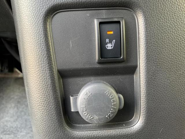 FX EBD付ABS/横滑り防止装置/アイドリングストップ/エアバッグ 運転席/エアバッグ 助手席/パワーウインドウ/キーレスエントリー/オートエアコン/シートヒーター 前席/パワーステアリング(12枚目)