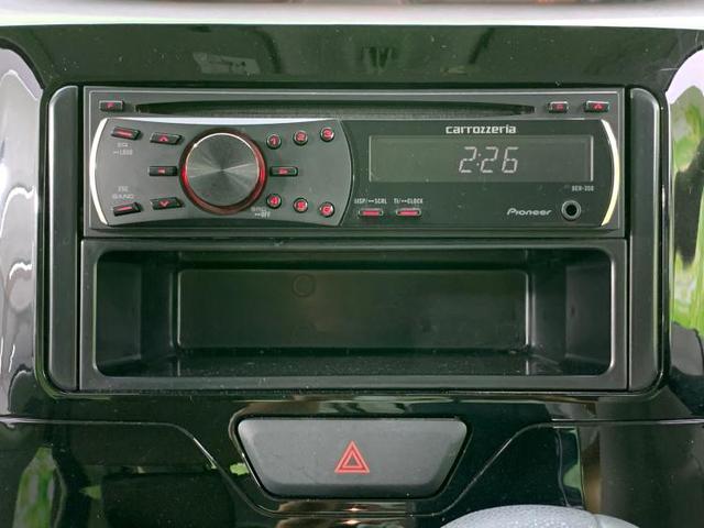 X 社外オーディオ/電動スライドドア/アイドリングストップ/キーレスエントリー/オートライト ワンオーナー 片側電動スライド 盗難防止装置(11枚目)