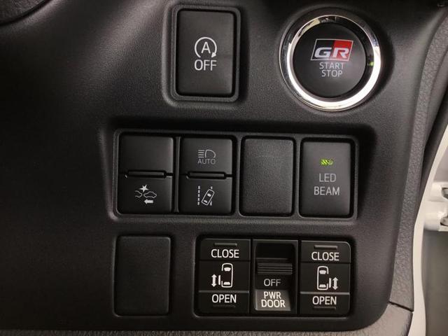ZS GRスポーツ 純正 メモリーナビ/両側電動スライドドア/シート ハーフレザー/車線逸脱防止支援システム/ヘッドランプ LED/ETC/EBD付ABS/横滑り防止装置/アイドリングストップ/クルーズコントロール(14枚目)