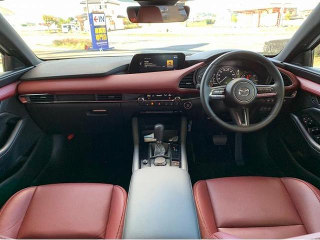 「マツダ」「MAZDA3ファストバック」「コンパクトカー」「新潟県」の中古車5