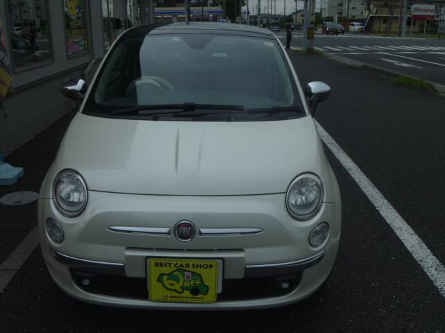 「フィアット」「フィアット 500」「コンパクトカー」「神奈川県」の中古車2