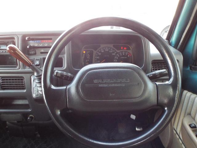 クラシック スーパーチャージャー 4WD キーレス 5速MT(13枚目)